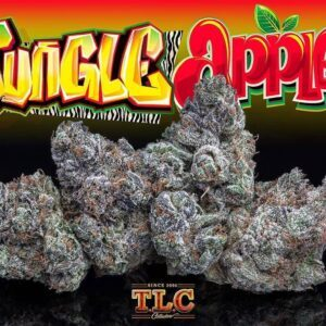 Buy Jungle Boys' Jungle Apples weed Online