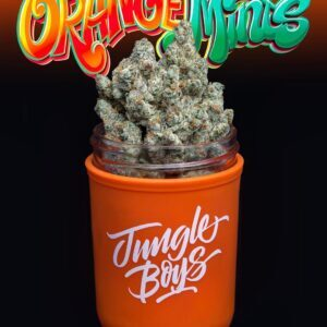Buy jungle boys Orange Mints weed online