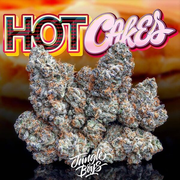 Hot Cakes Weed