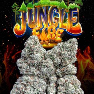 Jungle Fire Weed