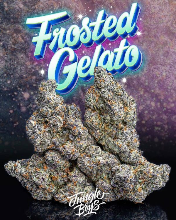 Buy frosted gelato weed online