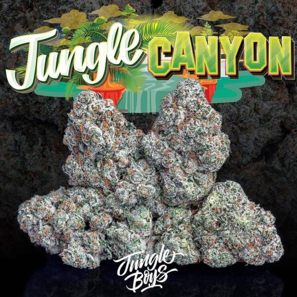 Buy Jungle Canyon weed online